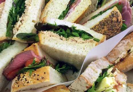 Lunch Sandwiches
