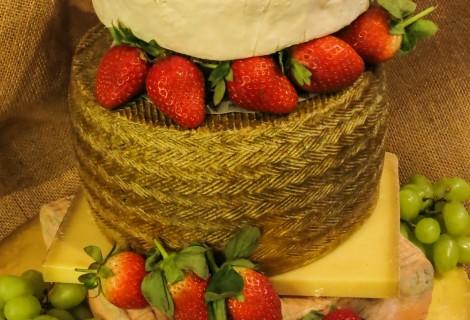 New! Cheese Wedding Cakes