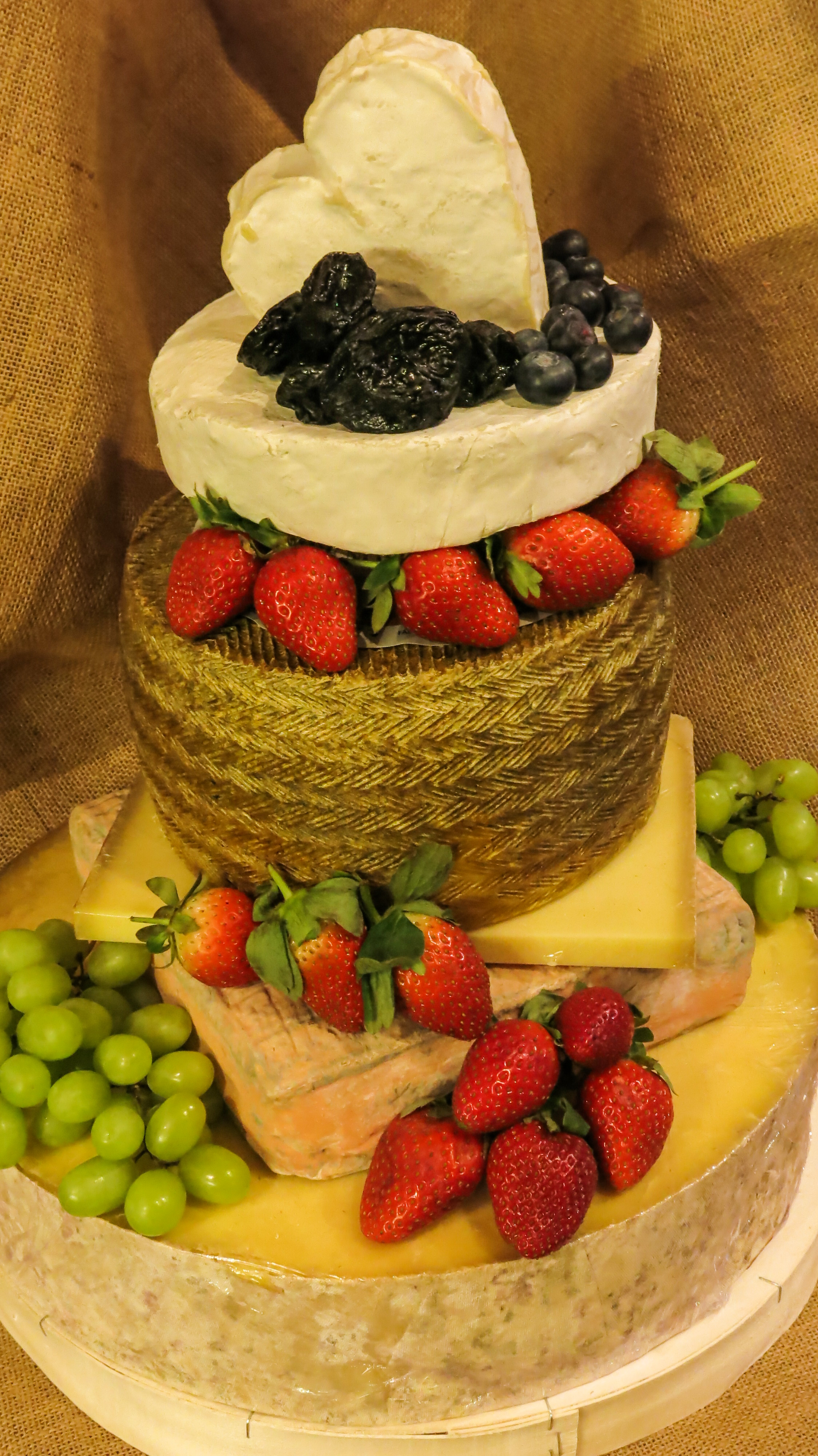 Holtwhites Bakery New! Cheese Wedding Cakes - Holtwhites Bakery